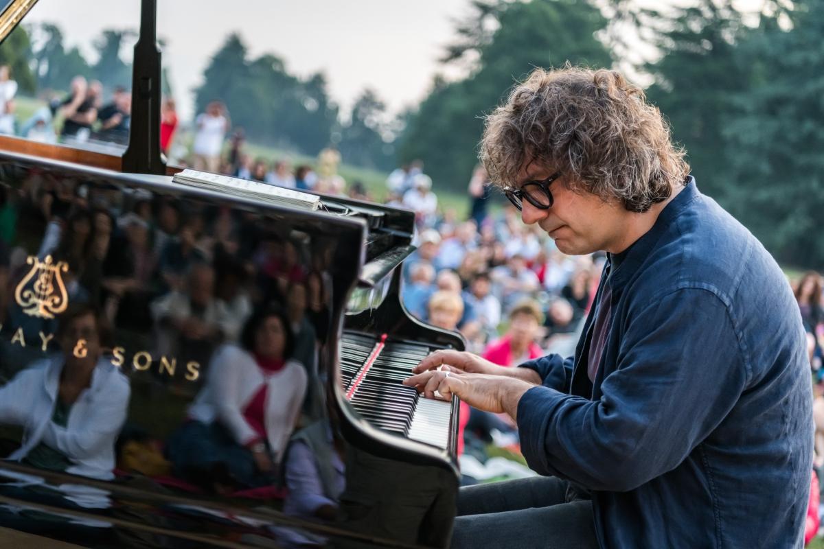 Trekking e concerto del pianista Remo Anzovino