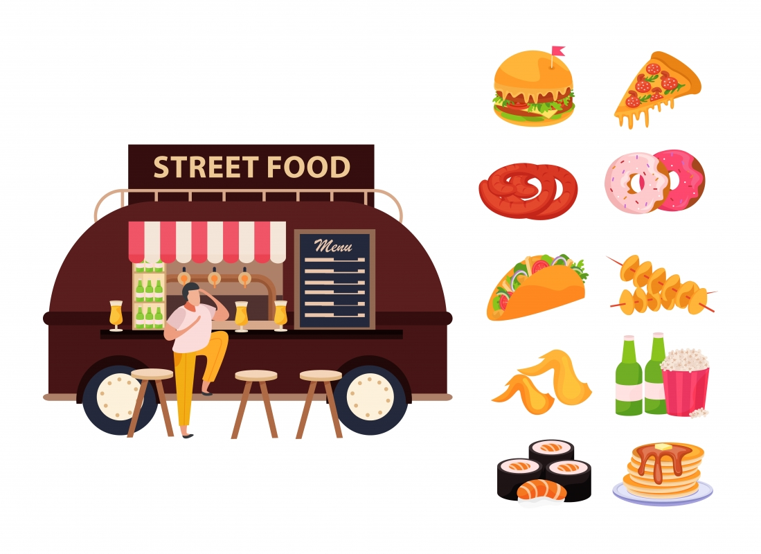 Street food delle terme, auto d'epoca e notte celeste radio