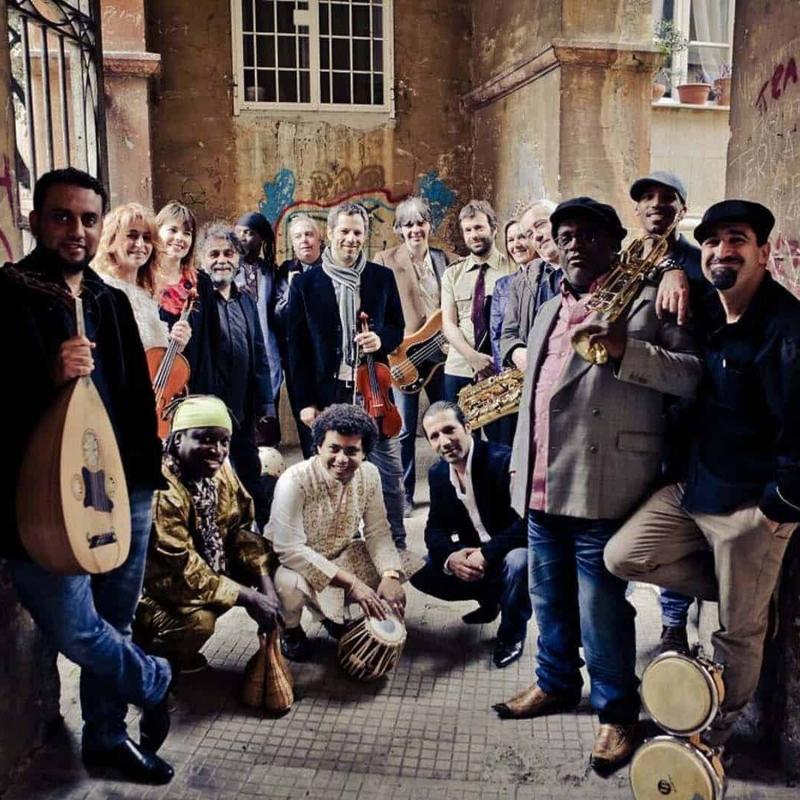 Orchestra di Piazza Vittorio in concerto a Cesena
