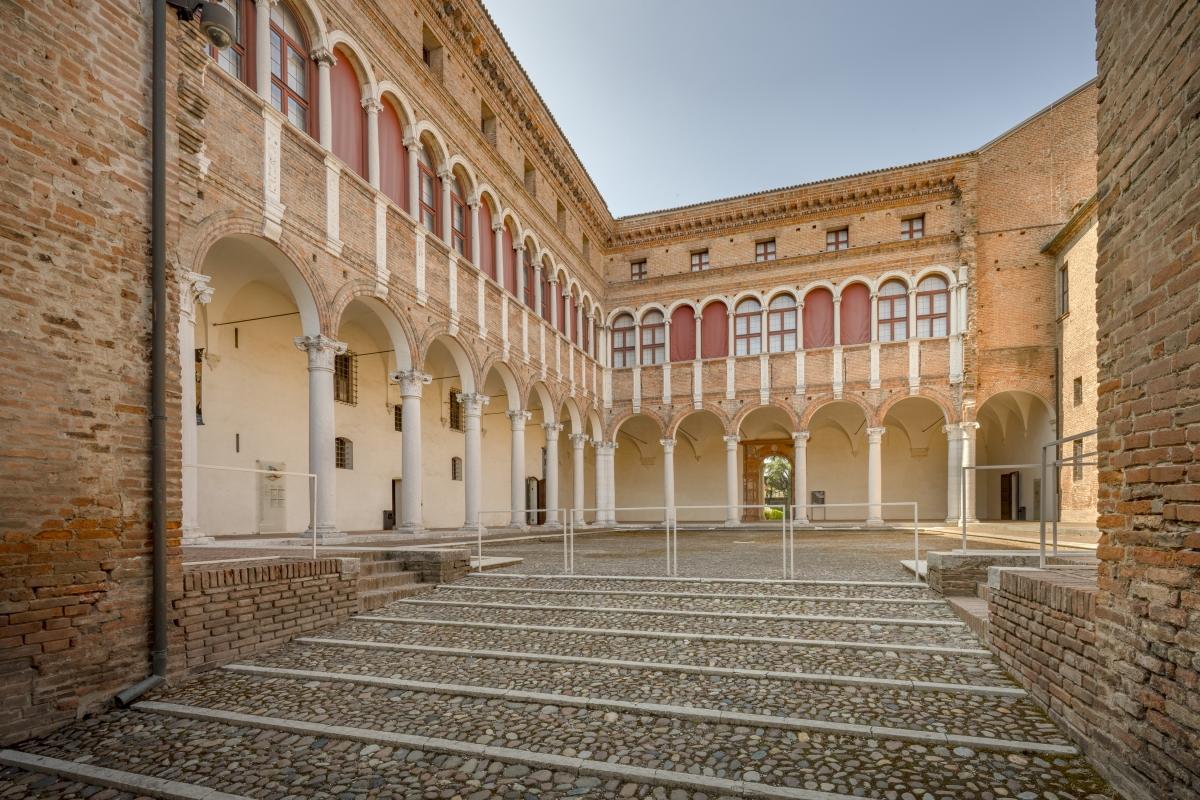 Mostra al Museo Archeologico Nazionale - Palazzo Costabili - Biagio Rossetti e il suo quartiere