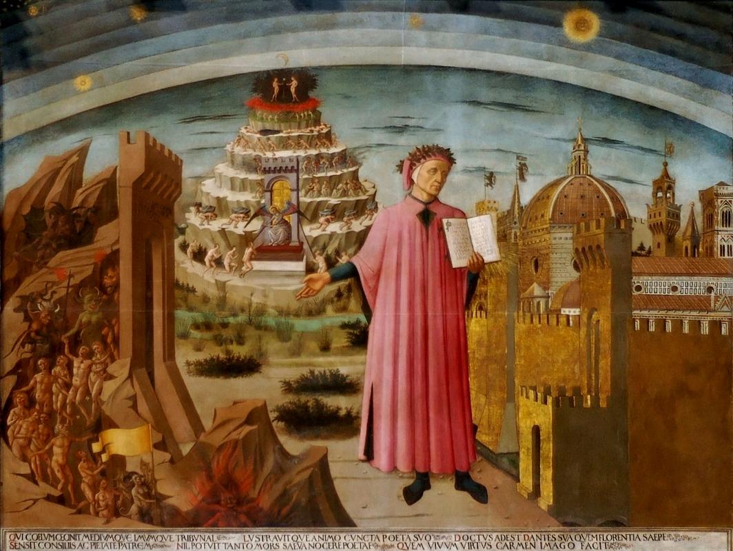 Dante e il suo tempo nelle Biblioteche fiorentine