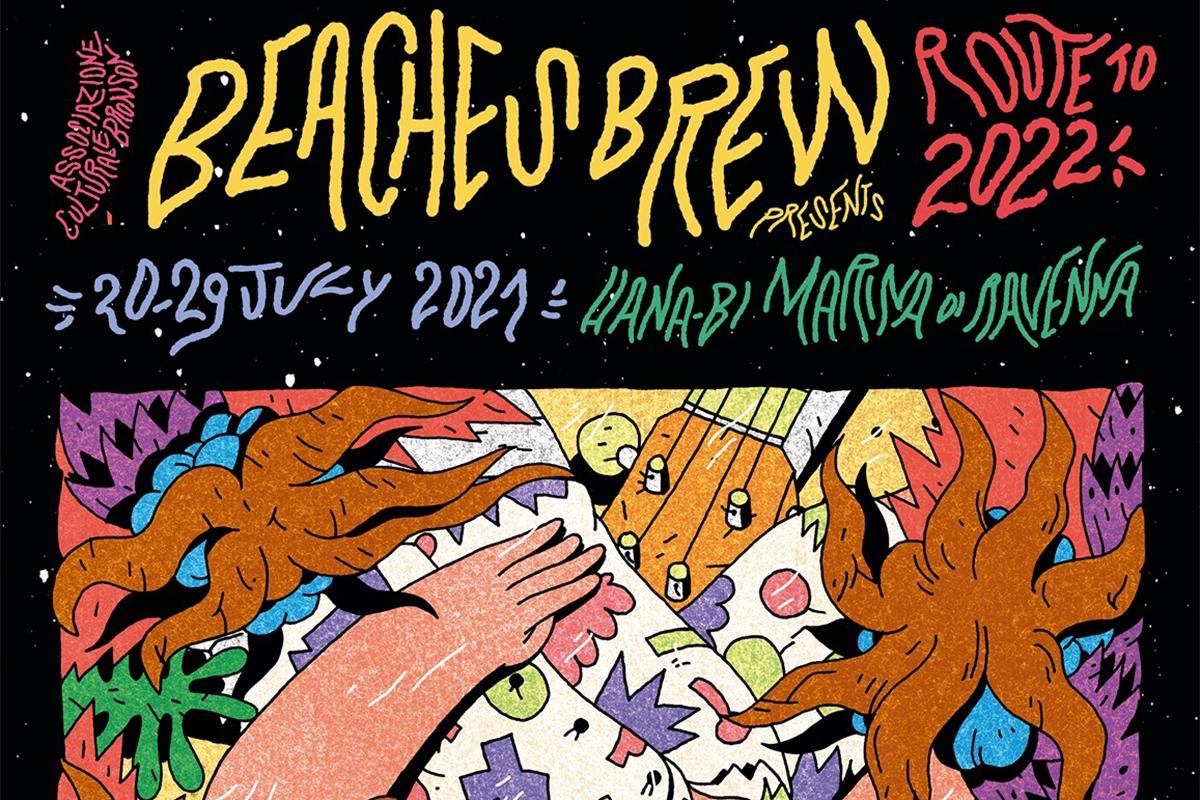 Beaches Brew Presents: Route to 2022