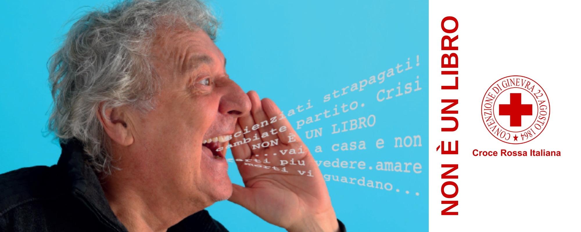 """Enzo Iacchetti presenta """"Non è un libro"""""""