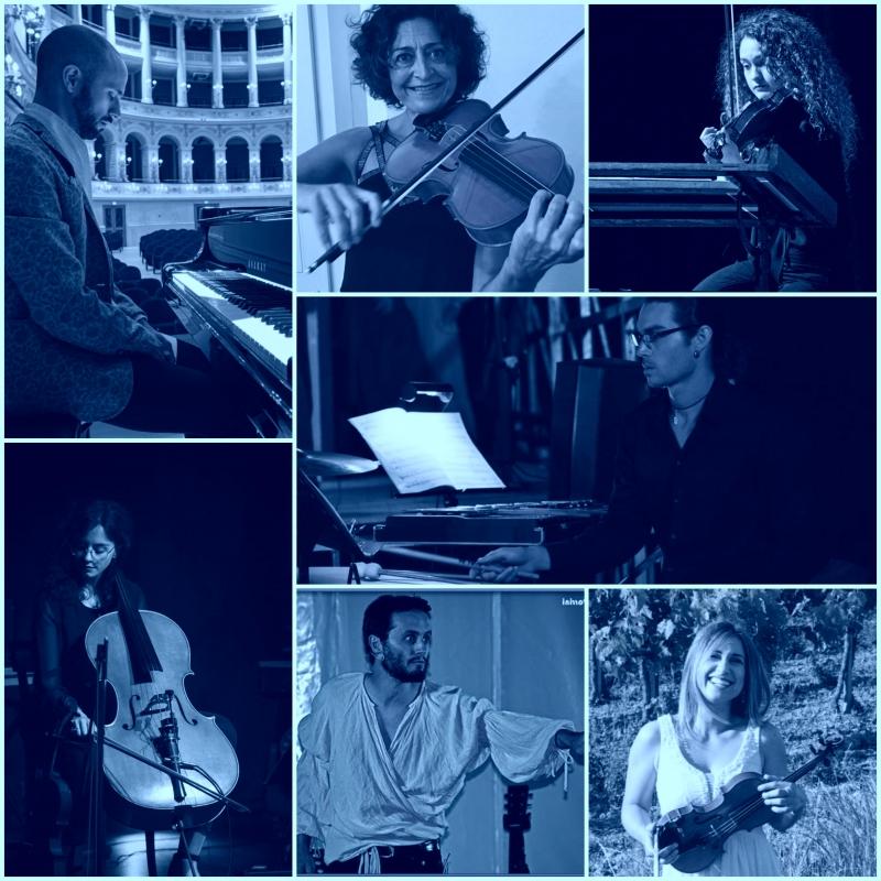 L'armonia che temperi e discerni / Dante in Musica