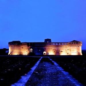 Rocca al Tramonto