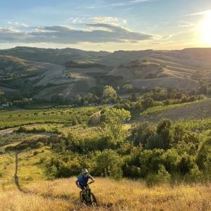 E-bike tour sport - CAMMINI DI ASSISI