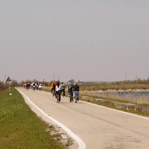 Bike & Boat lungo il fiume