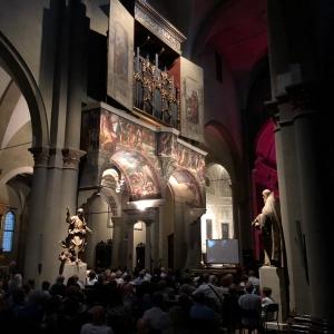 """Monasteri Aperti - Lezione/concerto d'organo:"""" Il soffio celeste: l'organo monumentale dell'Abbazia"""""""
