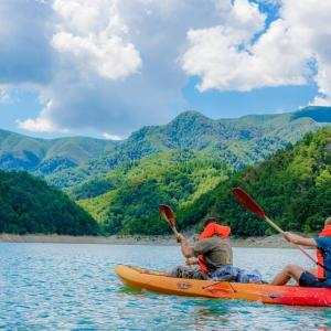Avventuroso canoa trekking..... per tutti...