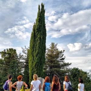 Un trekking speciale alla scoperta dell' itinerario Danteinoro