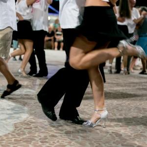 Danza per la citta'