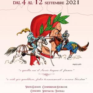 Giostra all'Incontro 2021 a Cesena