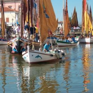 """Festival """"Marineria - Arca Adriatica"""" a Cesenatico. Grande raduno delle vele al terzo"""
