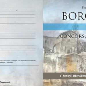 Borgo in Arte 2021 - 1° Memorial Roberto Pistolesi