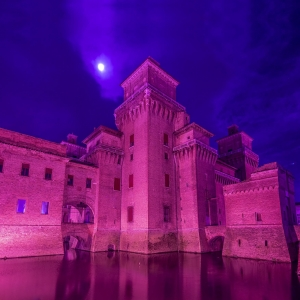 Illuminazioni architetturali a ferrara