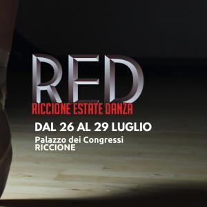 RED - Riccione Estate Danza 2021