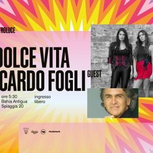 Albe in controluce. Concerti al sorgere del sole - Le Dolce Vita, special guest Riccardo Fogli
