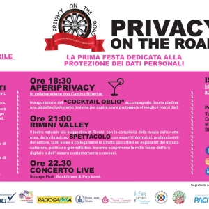 Privacy on the road