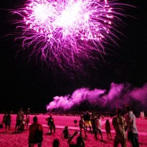 Notte Rosa ai Lidi di Comacchio