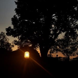 Note in Rocca ... al tramonto