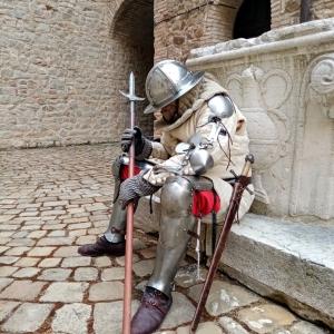 Serata di rievocazione storica con duelli, didattica e visite guidate