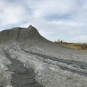 La Via dei Vulcani di Fango