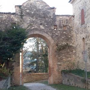 Visita alla Corte e al Parco del Castello di Montegibbio (Sassuolo - Mo)