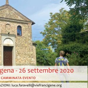 I love Francigena - 26 Settembre 2020