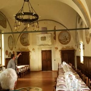 Monasteri Aperti – 18  Ottobre 2020 – Un giorno in Santa Maria della Neve a Torrechiara