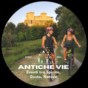 Bike staffetta sulla Via di Linari