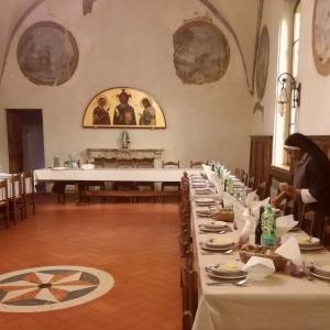 """MONASTERI APERTI 2021 - """"Un giorno in Santa Maria della Neve"""" a Torrechiara"""