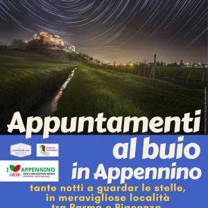 """""""Appuntamenti al buio in Appennino"""""""