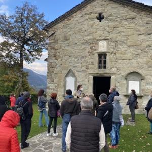 Sulle orme di Santa Chiara in Appennino e visita nelle Valli dei Cavalieri