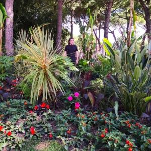 Cervia città giardino - Dante e i giardini dell'Eden