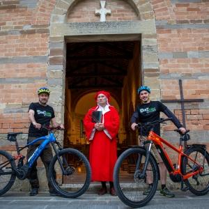 Tour di gruppo, da Ravenna a Firenze, e ritorno