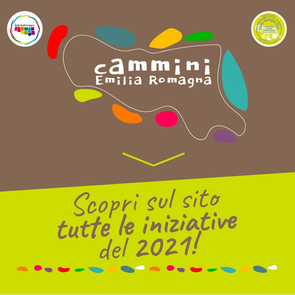 Cammini Emilia Romagna Eventi in Promozione 2021